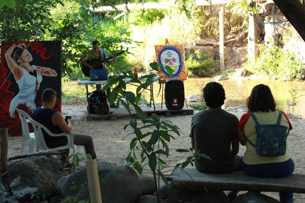 Art Garage PV invita a Rio Sessions en el Cuale